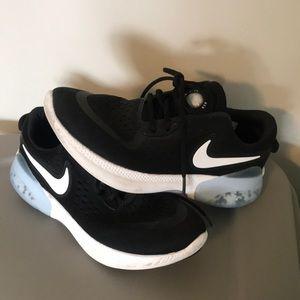 Nike black blue white Joyride Dual Run 7.5 EUC